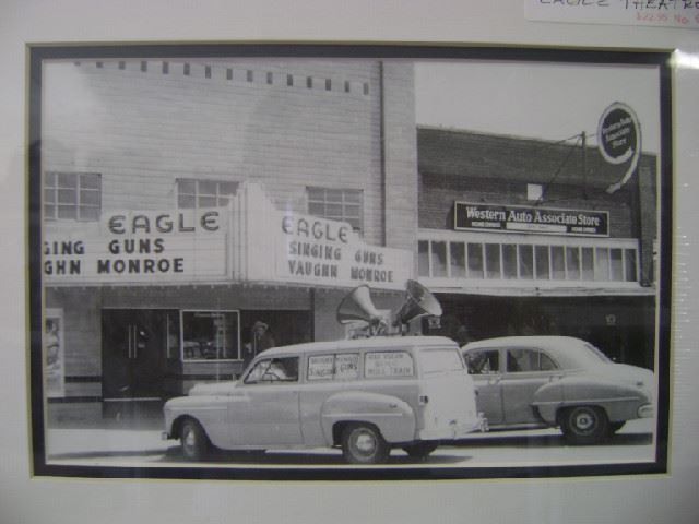 1950s Eagle Theater